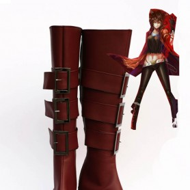 Touhou Project Cosplay Chen Cosplay Boots