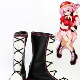 Touhou Project Cosplay Mitori Kawashiro Cosplay Boots