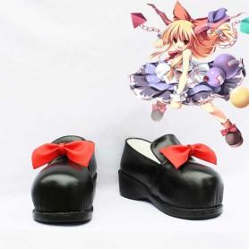 Touhou Project Ibuki Suika Cosplay Shoes