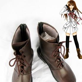 Vampire Knight Cosplay Kuran Yuuki Customized Cosplay Leather Boots