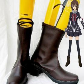 Vampire Knight Cosplay Kuran Yuuki Leather Boots