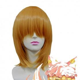 Touhou Project Ran Yakumo Cosplay Wig