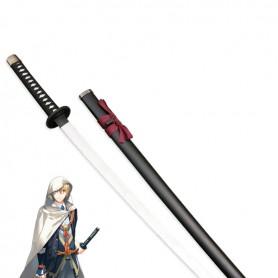 Touken Ranbu Online Uchigatana Yamanbagiri Kunihiro Cosplay Wood Sword