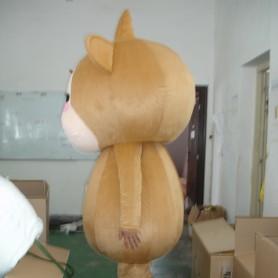 Cartoon Doll Youxihou Cosplay Costumes Walking Cartoon Monkey Gorilla Costume Mascot Costume