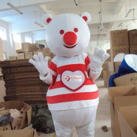 Classic Bear Bear Cartoon Costumes Cartoon Costumes Walking Cartoon Doll Clothing Apparel Mascot Costume