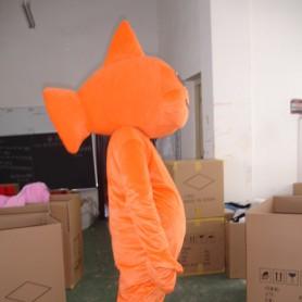 Clownfish Cartoon Costume Props Red Carp Flounder Cartoon Dolls Clothing Walking Doll Clothing Mascot Costume