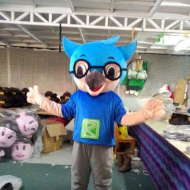 Eagle Owl Cartoon Dolls Cartoon Clothing Walking Doll Clothing Corporate Mascot Props Mascot Costume