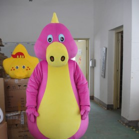 Large Dragon Cartoon Costumes Cartoon Clothing Cartoon Dolls Dinosaur Dragons Corporate Mascot Costumes