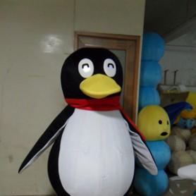 Penguin Qq Dolls Walking Cartoon Clothing Fashion Show Clothing Costumes Decoration Mascot Costume