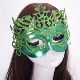 Halloween Venetian Mask Makeup Adult Mask Birthday Party Golden Mask Mask