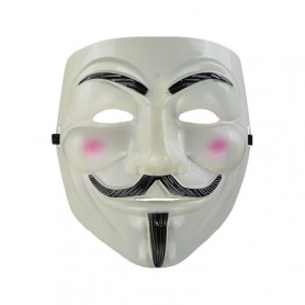 Hot V Virtue V Movie Theme Mask Birthday Mask V Geek Mask