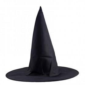 Black Oxford Twist Hat Harry Potter Magic Hat Halloween Witch Hat Witch Hat