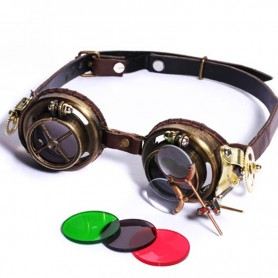 Steam Punk Steampunk Goggles Camera