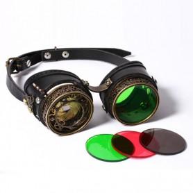 Vintage Steam Punk Goggles