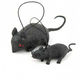 Halloween Excavation Mouse Novelty Toys Entire Toys Terror Simulate Mouse Animals