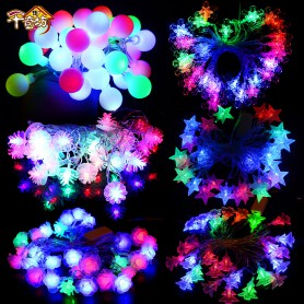 Christmas Decoration Led Lights String Lights Christmas Lights Outdoor Lights 28 Led Christmas String Lights
