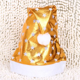 Christmas Decorations Santa Claus Hat Five-pointed Star Christmas Hat