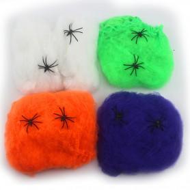 Spider Spider Halloween Scarf Spider Spider Web Spider Web Spider Web Spider Spider