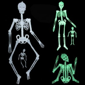 Halloween Supplies Haunted House Scene Set Ghost Festival Skull Rack Monkey Skull Frame Plastic Skull Skeleton