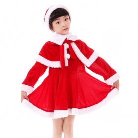 Children Christmas Kids Girl Skirt Santa Claus Christmas Clothes Boy Christmas Costume Set Costume Costume