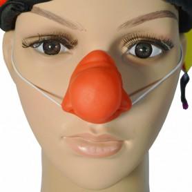 Show Supplies Clowns Clowns Dress Up Clowns Nose Latex Nose Red Clown Nose
