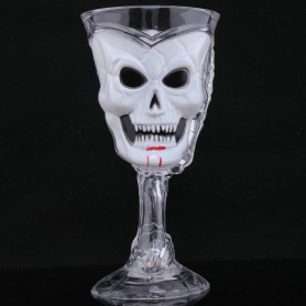 Halloween Ktv Party Scene Dress Up Horror Ghost Ghost Ghost Face Spider Glass Cup