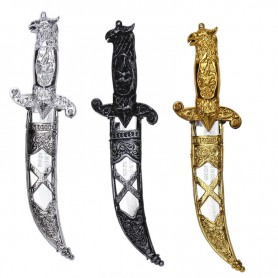 Tricky Toys Show Plastic Knife Knife Knife Pirate Knife Children Toy Knife Weapons Phoenix Knife