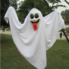 Halloween Supplies Horror Ghosts Toys Vocal Ghosts White Ghosts Ghosts Ghosts Ghosts