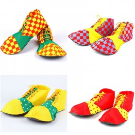 Clown Clothes Clown Shoes Sponge Shoes Dress Up Shoes