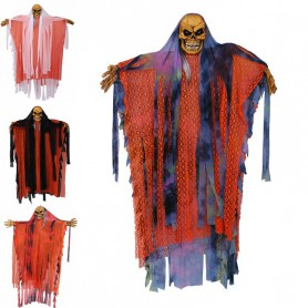 Halloween Scarlet Decoration Horror Horror Ghost Sounds Rotate Daggers Ghosts Ghosts Ghosts