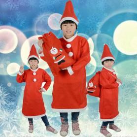 Christmas Clothes Santa Claus Clothes Santa Claus Clothes Kids Christmas Girl Dresses