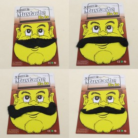 Halloween Funny Fake Beard Simulation Hu Game Supplies Lifelike Beard