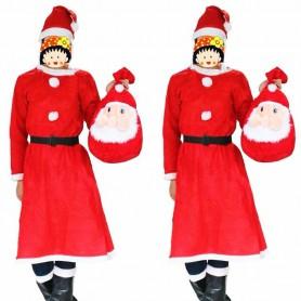 Christmas Clothing Christmas Costume Christmas Skirt Christmas Adult Dress Skirt Nonwoven Material