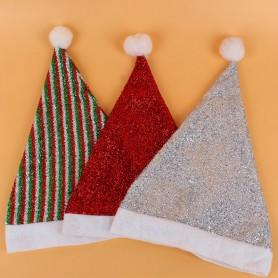 Christmas Hat Christmas Ornament Adult Child Little Gift Headdress Antlers Santa Claus Hat