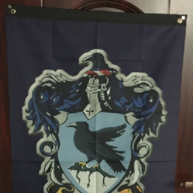 Wholesale Harry Potter Decorative Flag 75X125CM Raven Claw